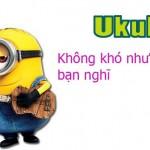 Gia sư đàn Ukuele HCM